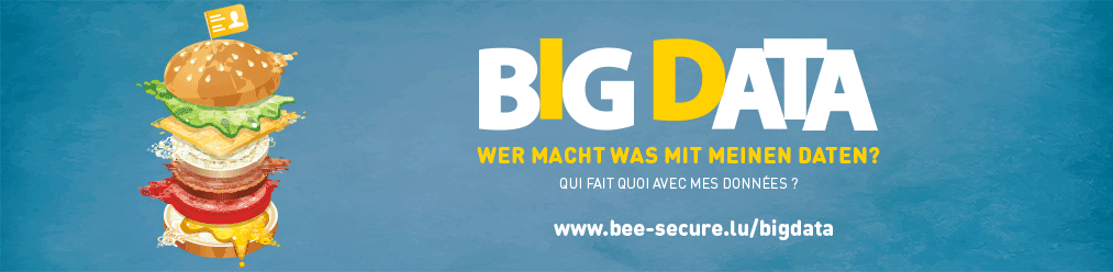 big data BEE SECURE